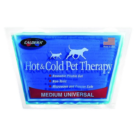 Caldera, Tarsal Pet Therapy Wrap with Therapy Gel, Medium