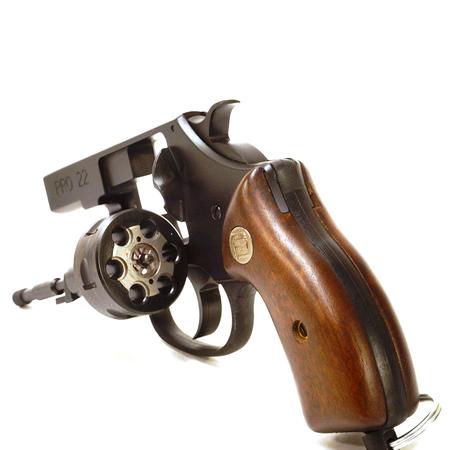 Charter Arms, PRO 22 Blank Revolver, Black