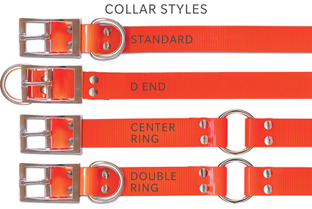 Custom Dura-Flex Dog Collar