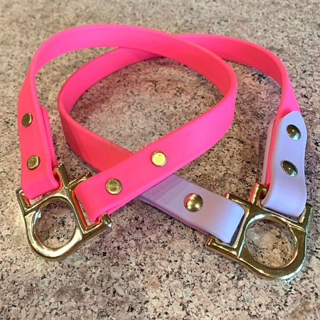 "Custom Dura-Flex, V-Neck Collar, 3/4"" Wide"
