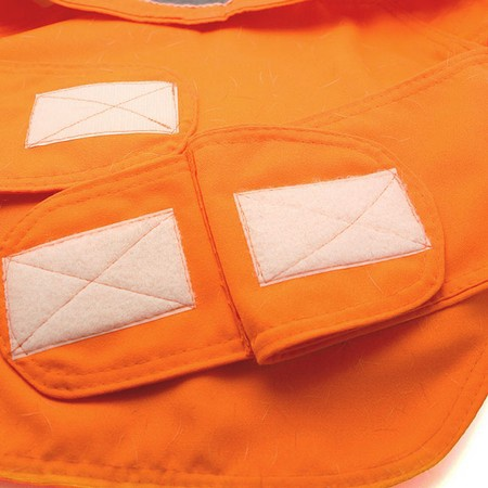 Dog Safety Vest, Hunter Orange