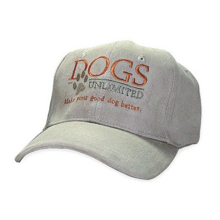 DOGS Unlimited Ball Cap, Khaki