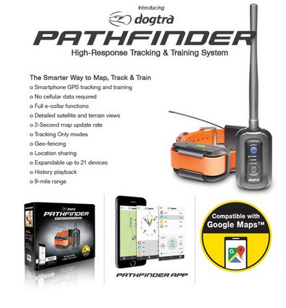 Dogtra, Pathfinder, Track and Train