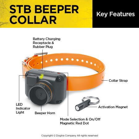 Dogtra, STB Beeper Collar