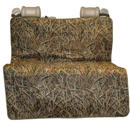 DU by Mud River Dog Products, 2 Barrel Seat Cover, Blades, XL