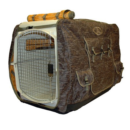 DU by Mud River, Insulated Kennel Cover, Bottomland