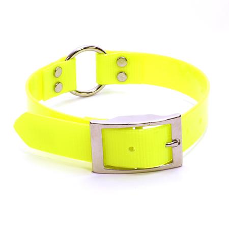 Dura-Lon Dog Collar, Center Ring Style