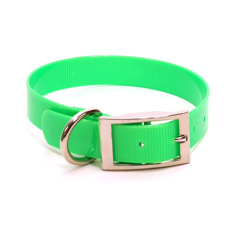 "Dura-Lon Collar, Standard, 1"" W, 13"" L, Light Green"