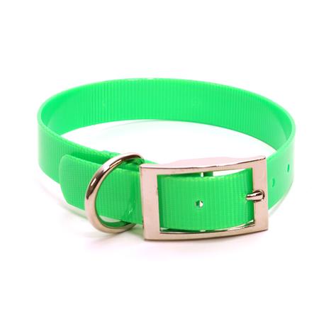 """Dura-Lon Collar, Standard, 3/4"""" W, 17"""" L, Light Green"""