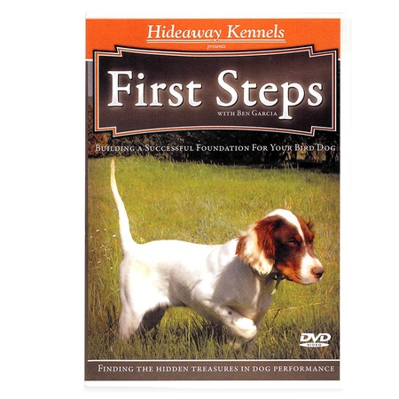 DVD, Hideaway Kennels, First Steps