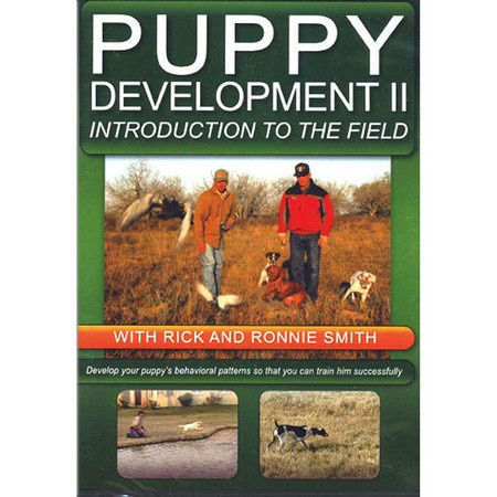DVD, Puppy Development II Introduction to the Field