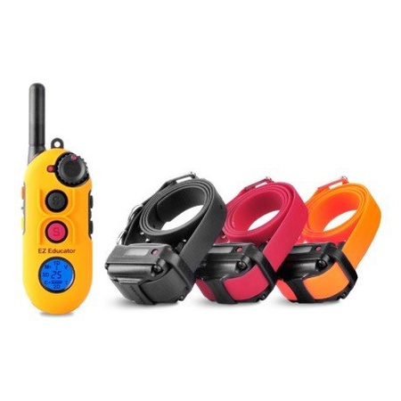 EZ-903 3-Dog Easy Educator Remote Dog Trainer
