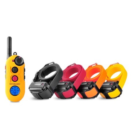 EZ-904 4-Dog Easy Educator Remote Dog Trainer