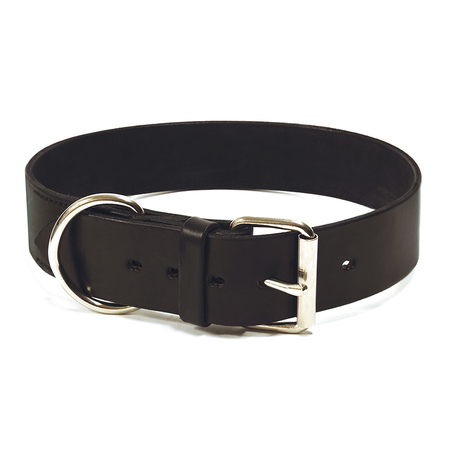 FieldKing Belgian Bridle Leather Horse Collar