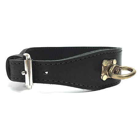 "FieldKing, Blood Tracking Dog Collar, 2"" Wide, 21"" Long, Leather"