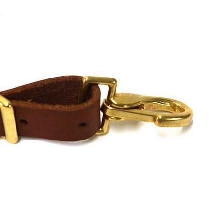 FieldKing, BTL Fat Boy Saddle Strap, Brass Hardware