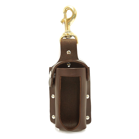 FieldKing Garmin Astro Leather Holster, Vintage Brown