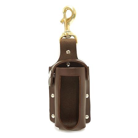 FieldKing Garmin Astro Leather Holster, Vintage Brown