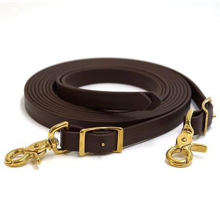 FieldKing, Horse Split Reins, Brown
