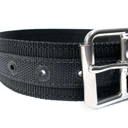 "FieldKing, Nylon Horse Collar, Black, 19"" - 32"""
