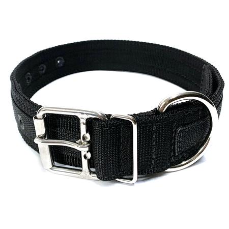 "FieldKing, Nylon Horse Collar, Black, 29"" - 42"""