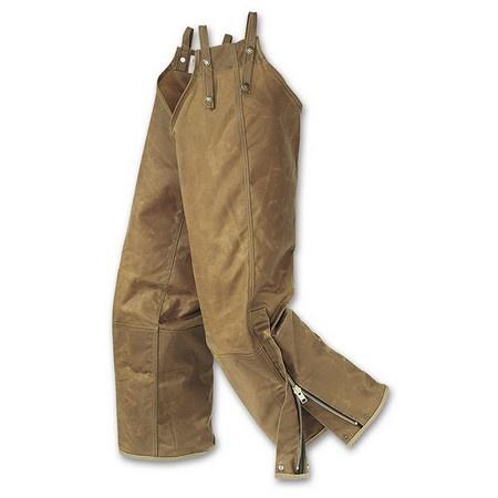 Filson, Double Tin Chaps with Leg Zippers, Husky