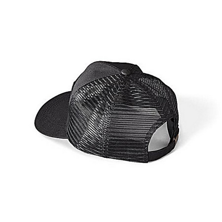 Filson, Logger Mesh Cap, Black, One Size