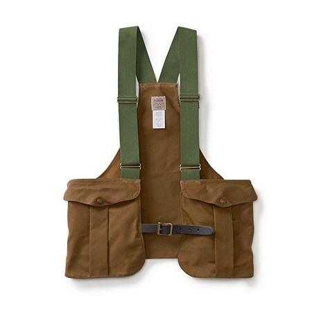 Filson, Tin Cloth Game Bag, Tan