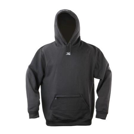 GHG, Hooded Sweatshirt, Black