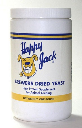 Happy Jack, Brewers Dried Yeast