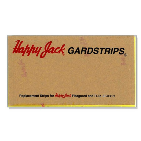 Happy Jack, Flea Beacon Gardstrips, 5 Pack