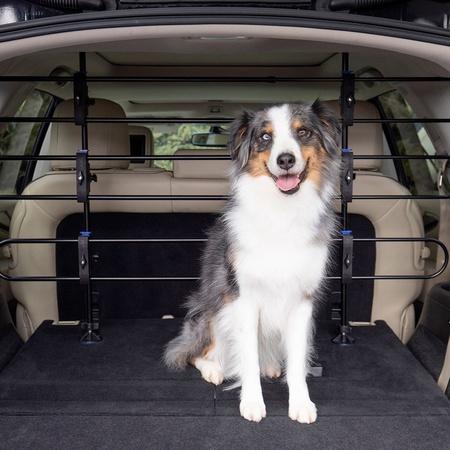 Happy Ride Metal Dog Barrier