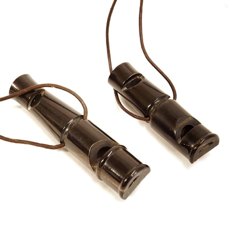 Herm Sprenger, Buffalo Horn Dog Whistle