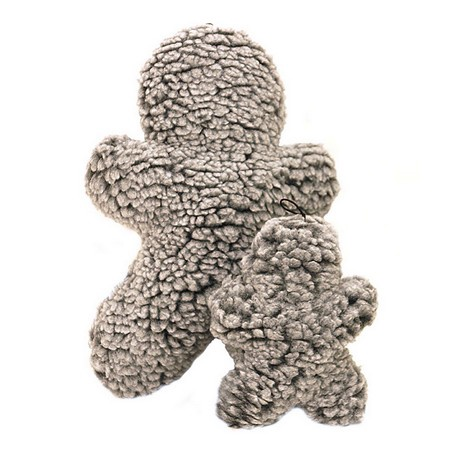 HuggleFleece Man, Grey