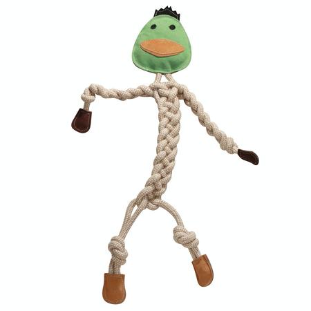 HuggleFleece, Rope Duck Knottie
