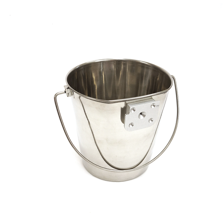 Kennel Gear, Pail Only with Insert Block, 4 Quart