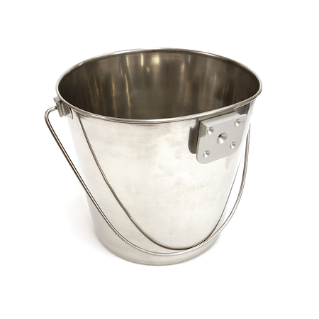 Kennel Gear, Pail Only with Insert Block, 9 Quart