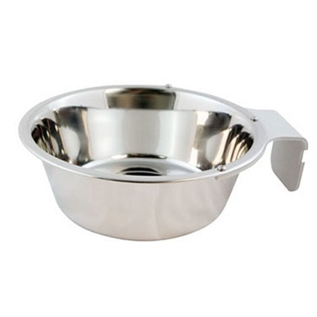 Kennel Gear, Bowl Only, Stainless Steel Yoke, 1 Quart