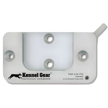Kennel Gear, Surface Mount, with Extended Lever