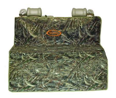 Mud River Dog Products, 2 Barrel Seat Cover, Realtree Max 5, Regular