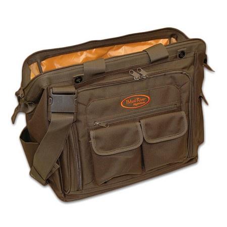 Mud River Dog Products, Dog Handlers Bag, Brown