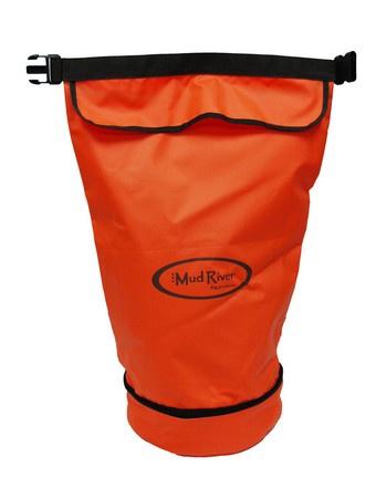 Mud River Dog Products, Magnum Hoss Food Bag, Orange