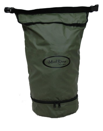 Mud River Dog Products, Magnum Hoss Food Bag, Green