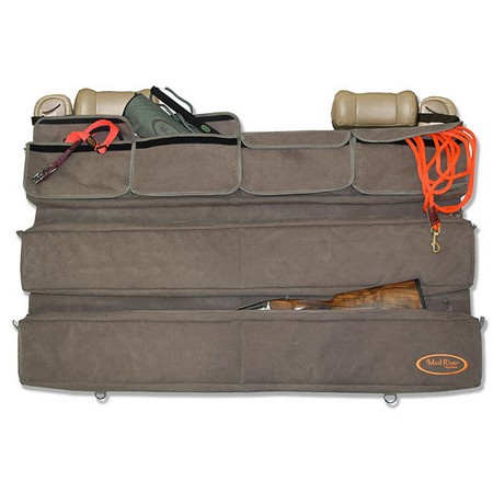 Mud River Dog Products, Truck Seat Organizer, Taupe