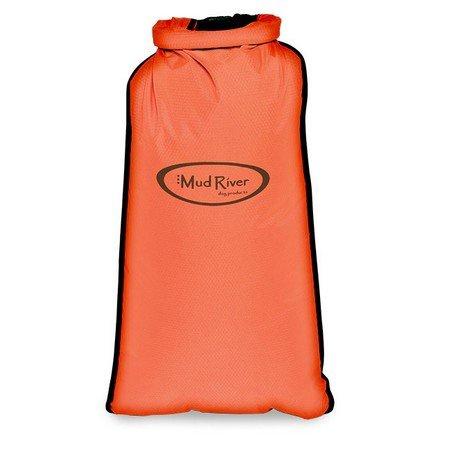Mud River Dog Products, The Hoss Dog Food Bag, Orange