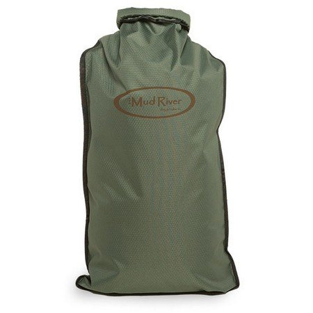 Mud River Dog Products, The Hoss Dog Food Bag, Green
