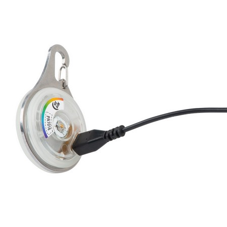 Nite Ize, SpotLit XL Rechargeable Collar Light, Disc-O Select