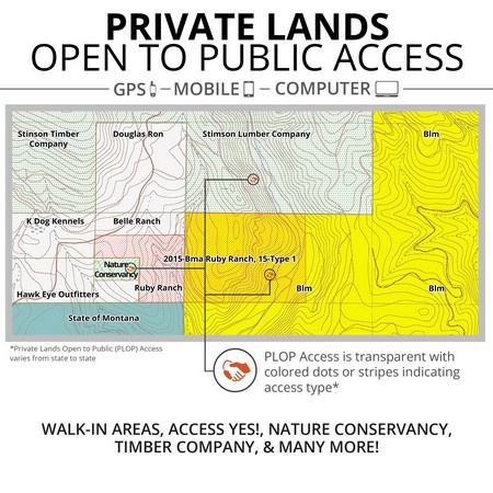 onXmaps, Hunt Premium, Hunting Maps for Garmin GPS, Chip