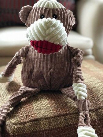 Original Sock Monkey Knottie