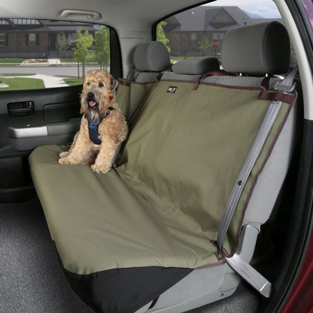 PetSafe, Waterproof Bench Seat Cover, Tan